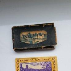 Antigüedades: CUCHILLAS FABRICA NACIONAL TOLEDO VISTAS. Lote 192926693