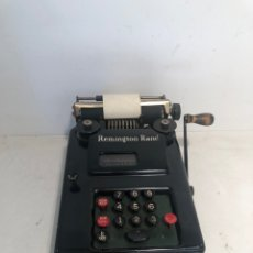 Antigüedades: CALCULADORA REMINGTON RAND ANTIGUA.. Lote 193049790