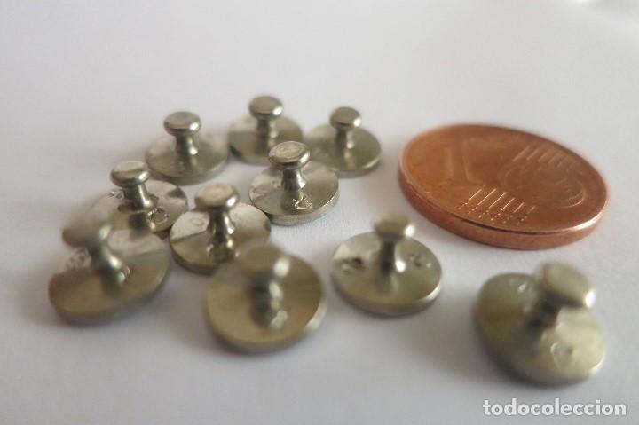 Antigüedades: 10 pesas de 2 quilate o carat - Foto 3 - 193179490