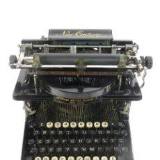 Antigüedades: MAQUINA ESCRIBIR CENTURY Nº6 AÑO 1899 .TYPEWRITER SCHREIBMASCHINE MACHINE A ECRIRE. Lote 218015490