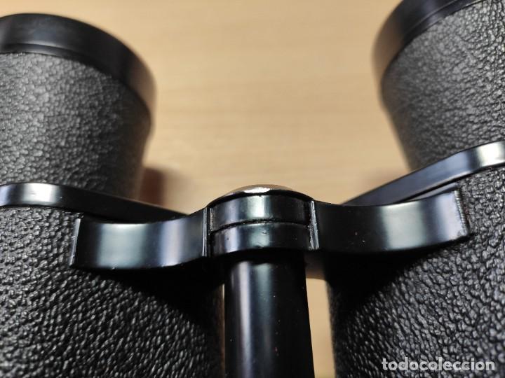 Antigüedades: Antiguo Binocular APOLLO 16x50 ZCF prismaticos nº4219 Japan 3,5º 61 m a 1000 m - Foto 19 - 43117498