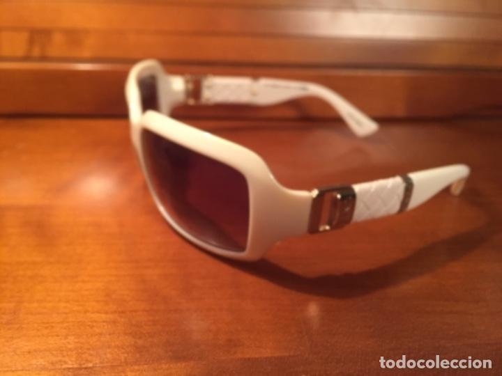 Antigüedades: Gafas sol Fendi FS447 280 blancas - Foto 11 - 193231025