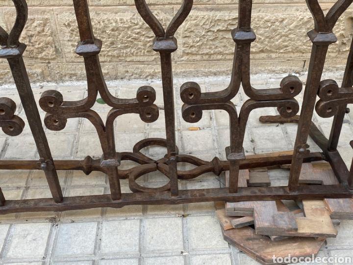 Antigüedades: Sensacional balcón Gótico siglo XV - Foto 4 - 193238707
