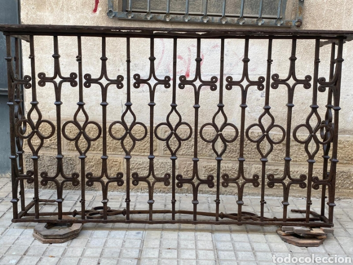 Antigüedades: Sensacional balcón Gótico siglo XV - Foto 9 - 193238707