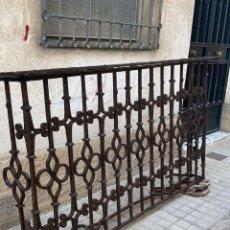 Antigüedades: SENSACIONAL BALCÓN GÓTICO SIGLO XV. Lote 193238707