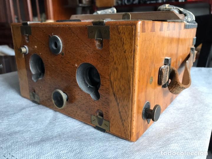 Antigüedades: Stirn detective stereo cámara camera - Foto 2 - 193259346