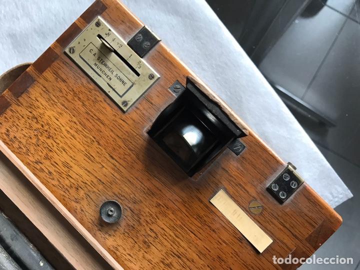 Antigüedades: Stirn detective stereo cámara camera - Foto 3 - 193259346