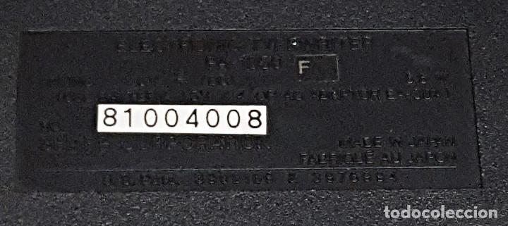 Antigüedades: Maquina de escribir electronica SHARP PA-1050. - Foto 7 - 193267837