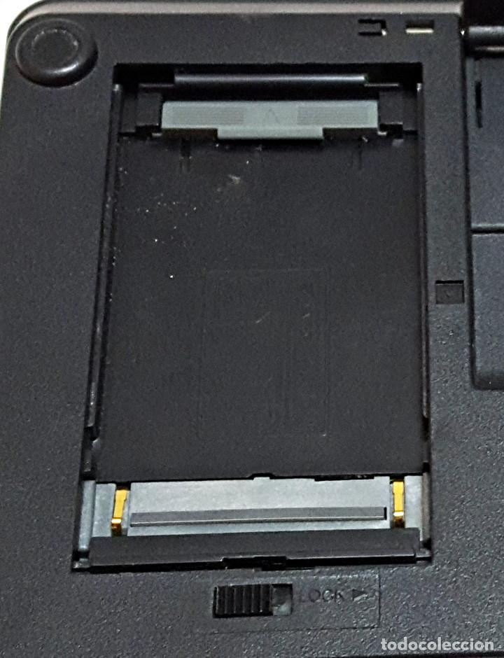 Antigüedades: Maquina de escribir electronica SHARP PA-1050. - Foto 8 - 193267837