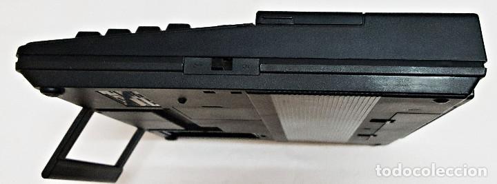Antigüedades: Maquina de escribir electronica SHARP PA-1050. - Foto 12 - 193267837