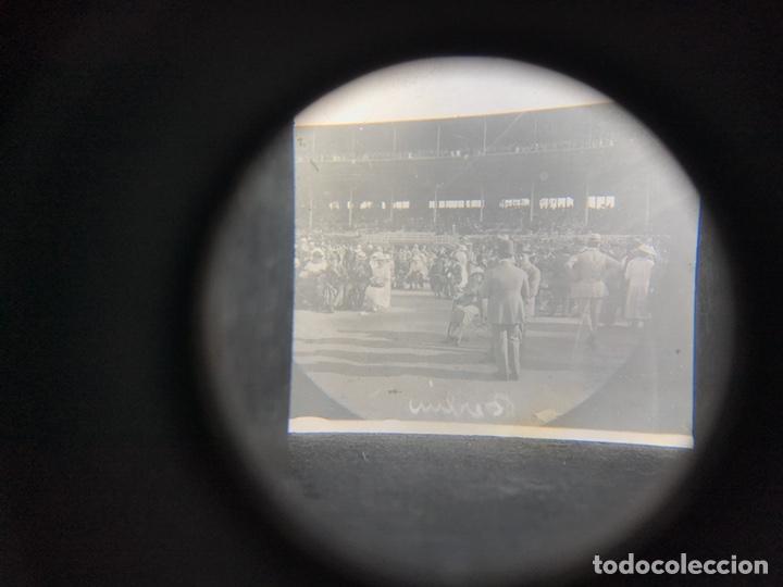 Antigüedades: Visor stereo. LE MINIMUS Stereo auto classeur Brevete S.G.P.G Lucien Bize 1907 - Foto 16 - 193268165