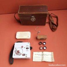 Antigüedades: CÁMARA DE CINE PATHE PATHESCOPE PRINCE 9.5MM. Lote 193272348