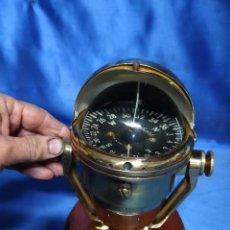 Antigüedades: BITACORA SESTREL PARA YATES. Lote 193278585
