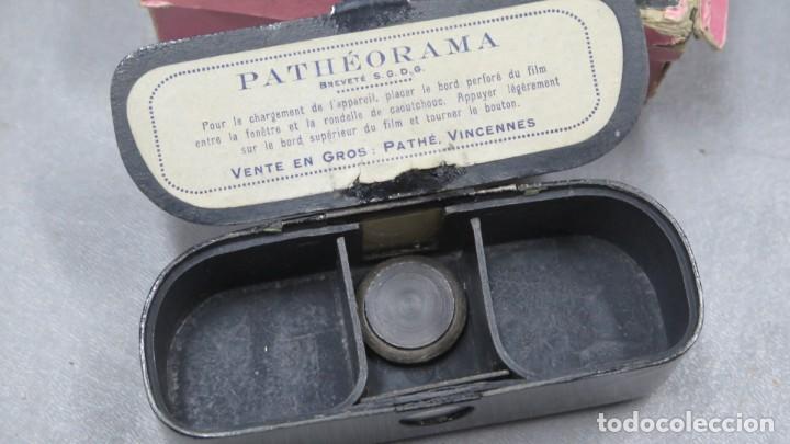 Antigüedades: VISOR PATHEORAMA. PATHÉ. CON CAJA - Foto 2 - 193278692
