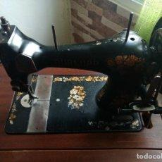 Antigüedades: DURKOPP MÁQUINA DE COSER ANTIGUA. Lote 193325115
