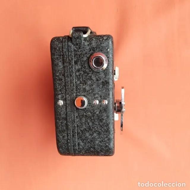 Antigüedades: Cámara de cine Pathe Pathescope H 9.5mm - Foto 4 - 193337515