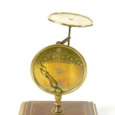 Antigüedades: PESACARTAS SIGLO XIX. Lote 193363758
