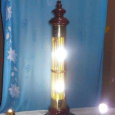Antigüedades: 4 LAMPARAS DE CARTUCHOS DE LA MARINA. Lote 193372038