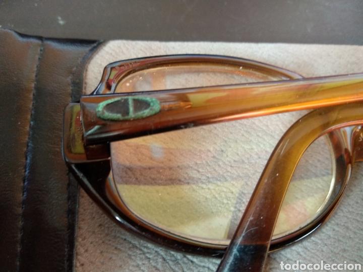 Antigüedades: Gafas de pasta Cristian Dior. Años 60/70 - Foto 2 - 193395002