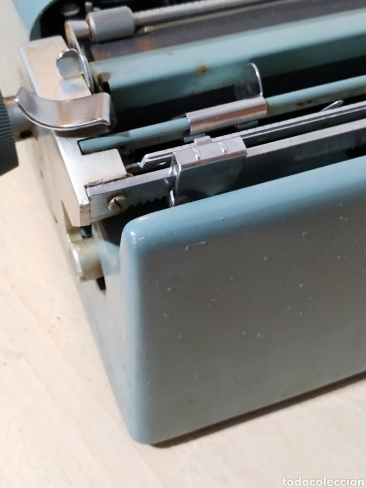 Antigüedades: Máquina de escribir Olivetti Studio 44 con maleta - años 50 - Foto 7 - 193568750
