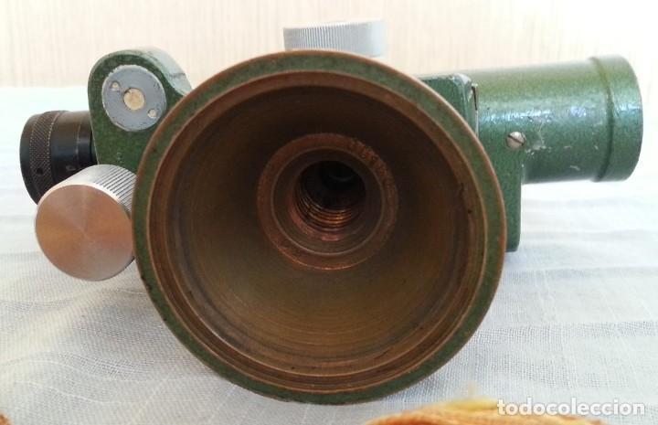 Antigüedades: Teodolito antiguo. Marca stanley. Años 60. Británico. - Foto 10 - 193569512