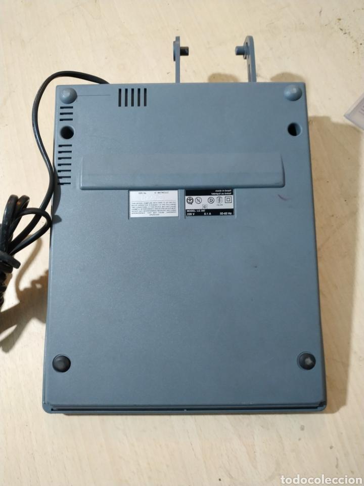 Antigüedades: Calculadora eléctrica Olivetti Logos 384 funcionando - años 80 - Foto 10 - 193571131