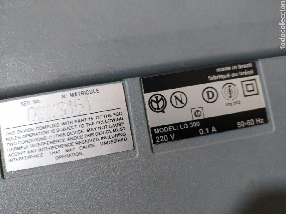 Antigüedades: Calculadora eléctrica Olivetti Logos 384 funcionando - años 80 - Foto 11 - 193571131