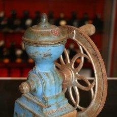 Antigüedades: MOLINILLO CAFÉ CON VOLANTE MJF MOD.ORIGINAL. Lote 193611891