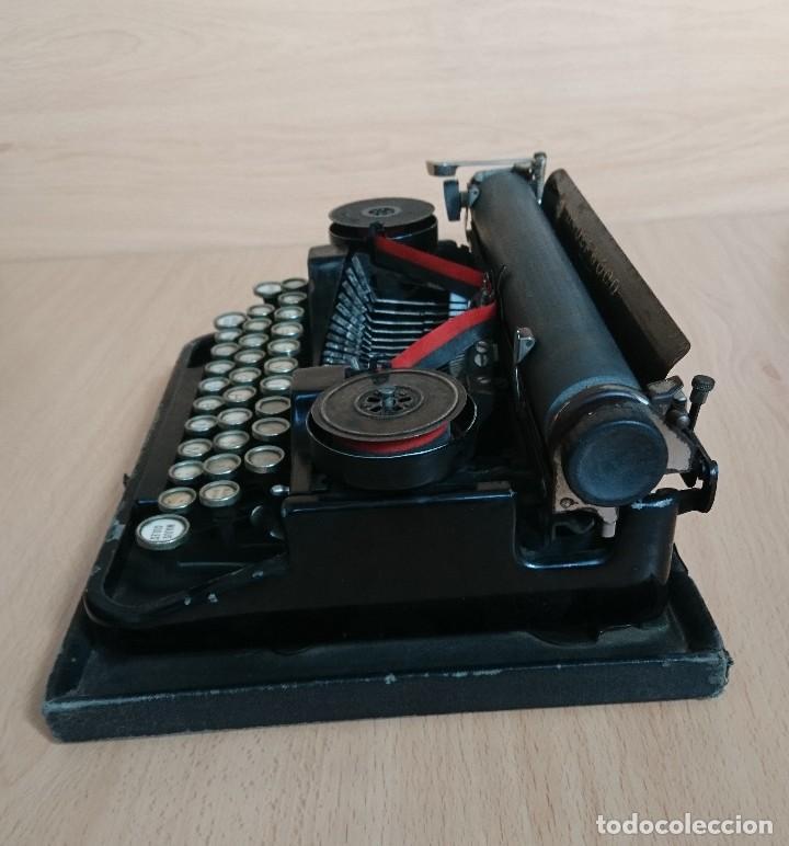 MÁQUINA ESCRIBIR UNDERWOOD MODELOS 3B (Antigüedades - Técnicas - Máquinas de Escribir Antiguas - Underwood)