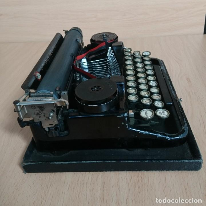 Antigüedades: Máquina escribir UNDERWOOD modelos 3B - Foto 5 - 193615723