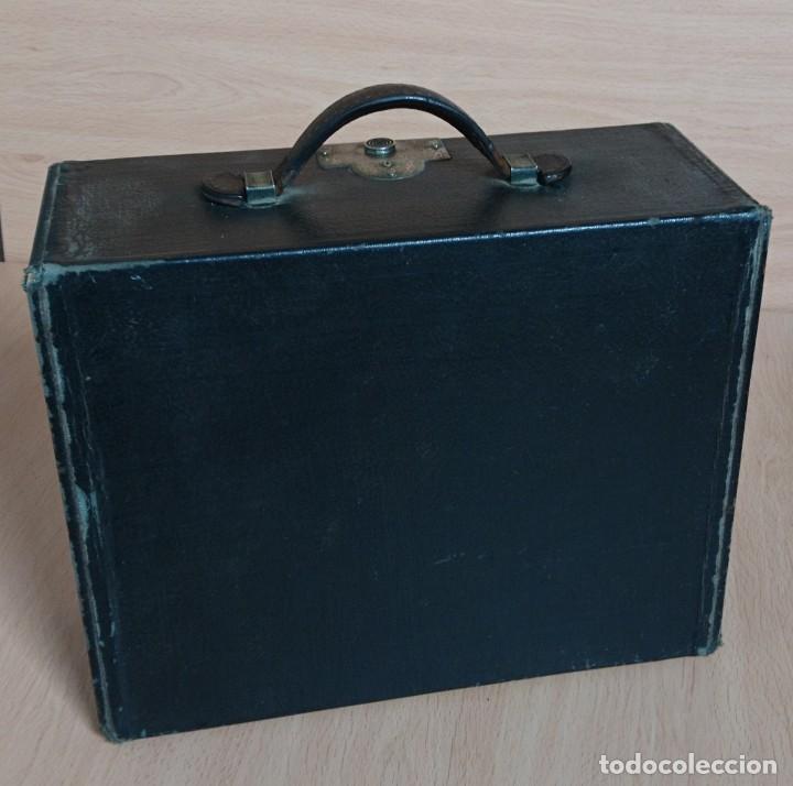 Antigüedades: Máquina escribir UNDERWOOD modelos 3B - Foto 10 - 193615723