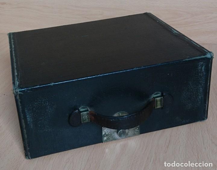 Antigüedades: Máquina escribir UNDERWOOD modelos 3B - Foto 15 - 193615723