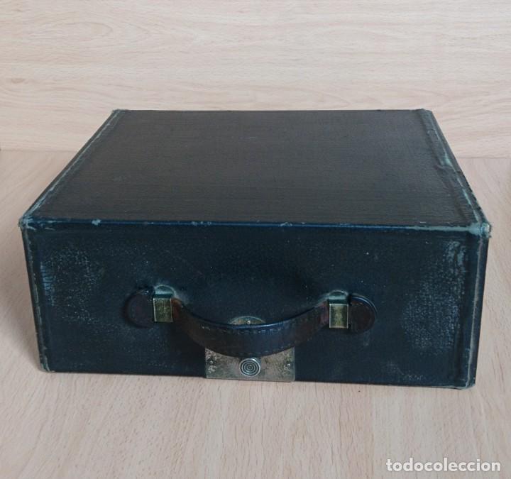 Antigüedades: Máquina escribir UNDERWOOD modelos 3B - Foto 17 - 193615723