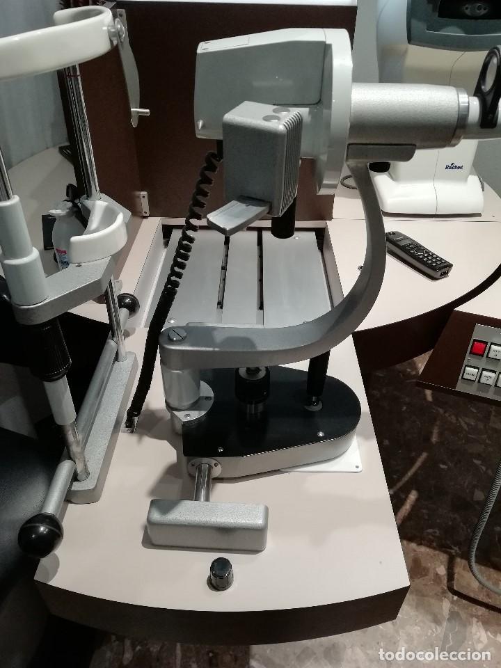 Antigüedades: Oftalmómetro de Javal - Foto 2 - 193674401