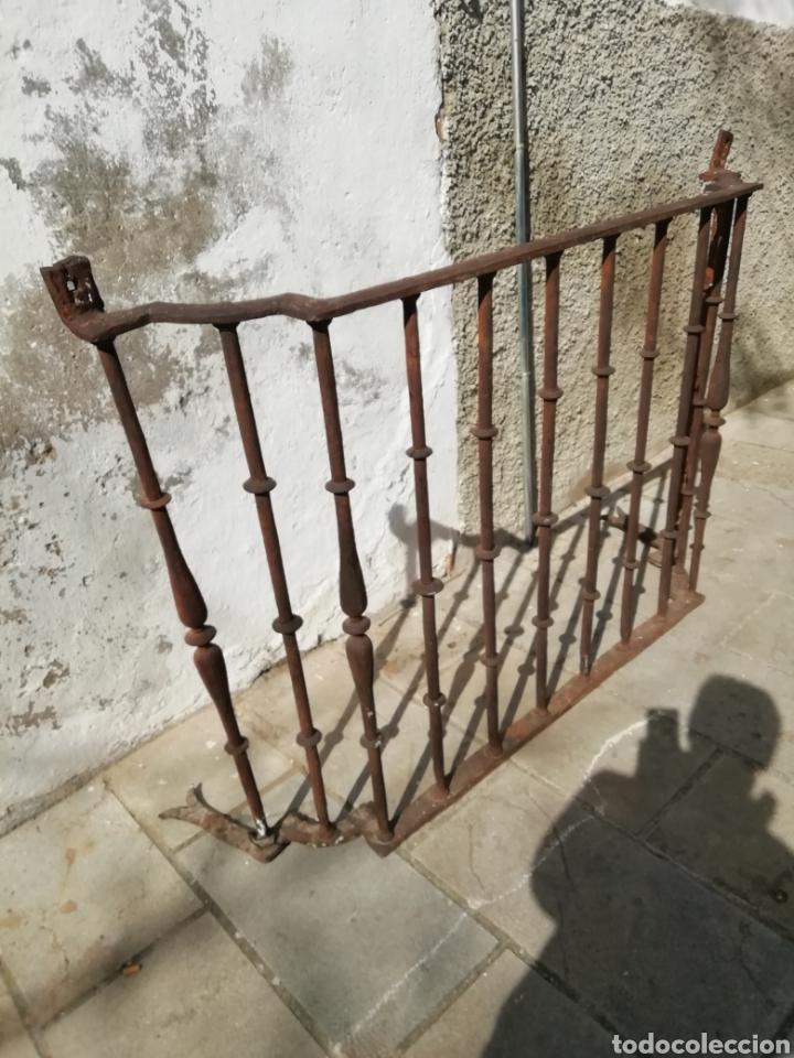 BALCÓN DEL SIGLO XVII (Antigüedades - Técnicas - Cerrajería y Forja - Forjas Antiguas)