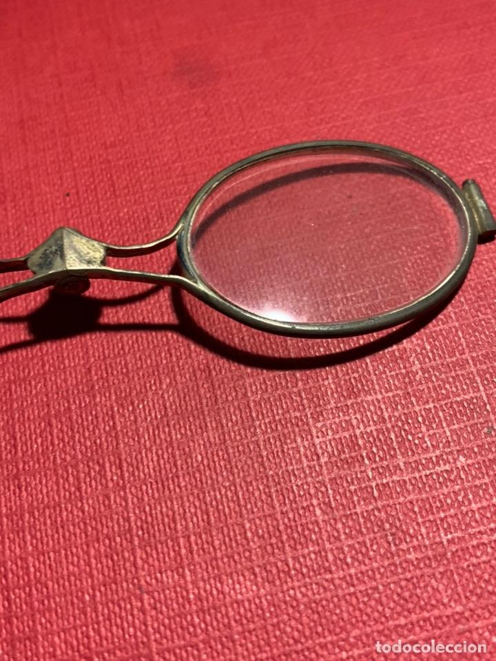 Antigüedades: Antiguos impertinentes en Carey. Finales siglo XIX - Foto 8 - 193758947