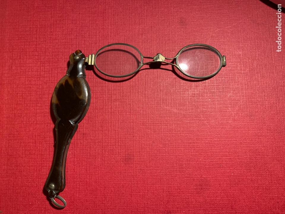 ANTIGUOS IMPERTINENTES EN CAREY. FINALES SIGLO XIX (Antigüedades - Técnicas - Otros Instrumentos Ópticos Antiguos)