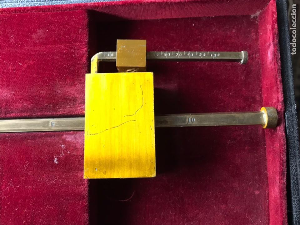 Antigüedades: Balanza Romana de precisión hasta 10 kilos - Foto 7 - 193786236