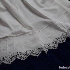 Antigüedades: ENAGUAS. Lote 193811776