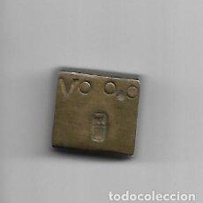 Antigüedades: PESO EN BRONCE. Lote 193824716