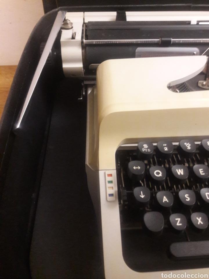 Antigüedades: maquina de escritura erika - Foto 5 - 193860227