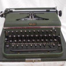 Antiquités: MAQUINA DE ESCRIBIR MARCA HALDA ( MADE IN SWEDEN ). Lote 193882253