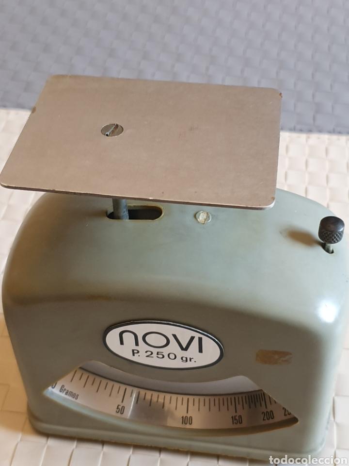 Antigüedades: antiguo peso de cartas novi p. 250 gr. - Foto 3 - 193887723