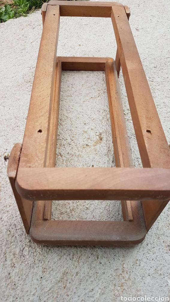 Antigüedades: Armazon para cajon maquina de coser singer - Foto 2 - 193899833
