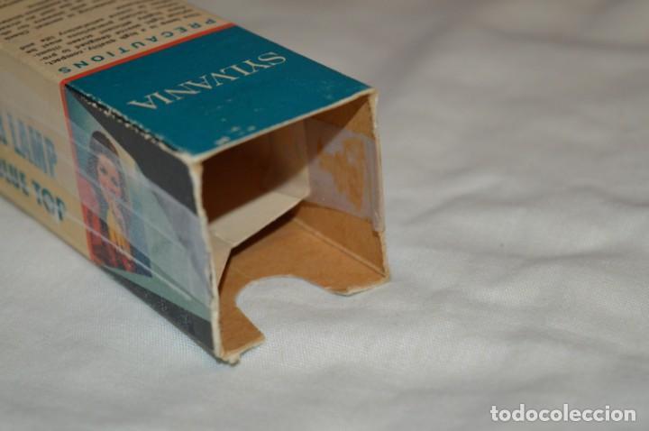 Antigüedades: Vintage - Lámpara / Bombilla para proyector antiguo -- SYLVANIA CEM - 120W / 120V -- ¡Mira fotos! - Foto 8 - 193902570