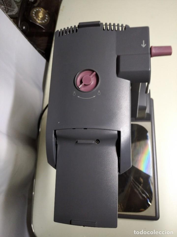 Antigüedades: Proyector de transparencias M3 2770 Overhead Projector. Funcionando. - Foto 7 - 193962105