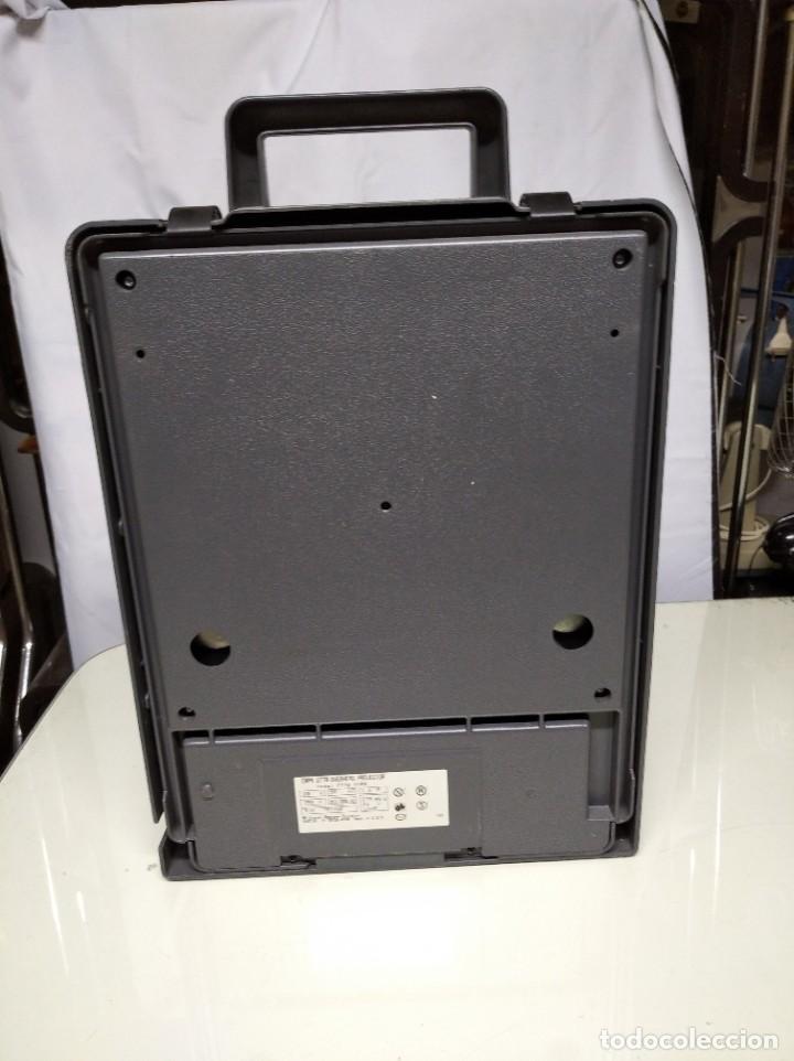 Antigüedades: Proyector de transparencias M3 2770 Overhead Projector. Funcionando. - Foto 17 - 193962295