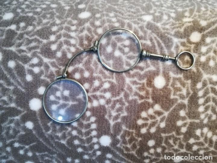 Antigüedades: Binocular plegable - Foto 3 - 193978475