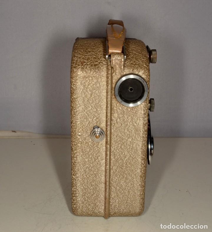 Antigüedades: Cámara de cine a cuerda marca Camex Ercsam - ref. 1668/3 - Foto 4 - 193996151
