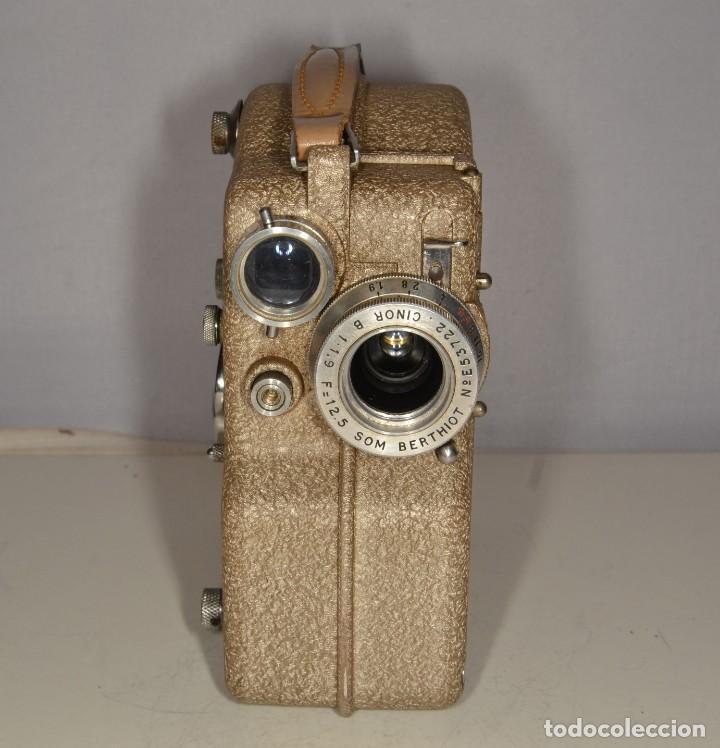 Antigüedades: Cámara de cine a cuerda marca Camex Ercsam - ref. 1668/3 - Foto 9 - 193996151